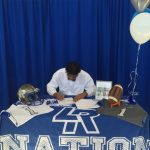 Jamari Collins Signs with Urbana University!