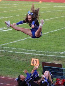 2016 Sideline Cheer