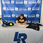 Loren Vail Signs with Adrian College!