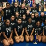 Competitive Cheer Places 1st at Splitter Invitational!