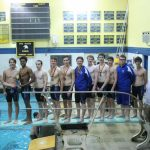Men's Swim & Dive Finishes 3rd at Erie-Mason Invitational!