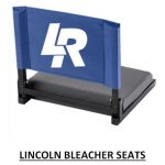 HS Boys Swim and Lacrosse Fundraiser-Lincoln Bleacher Seats