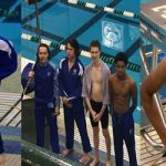 LHS Swim Completes Season with MORE Record-Breaking Performances!