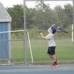 Varsity Boys Tennis vs Tecumseh