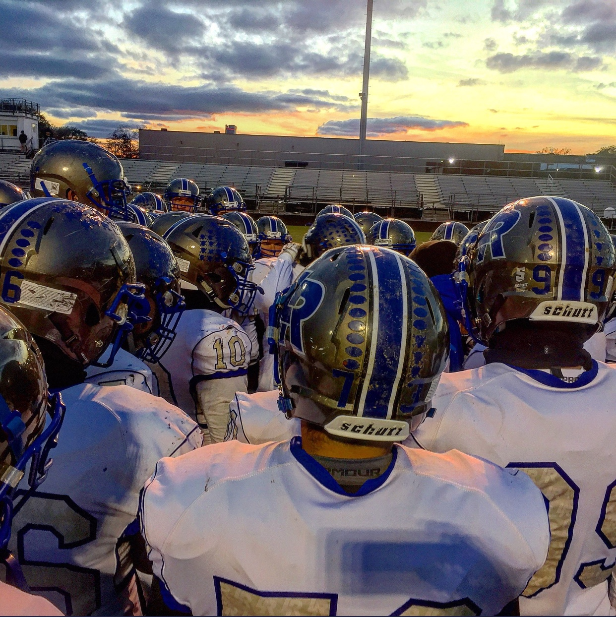 5 Splitter Nation Football Players Honored by Detroit News as All-West Selections