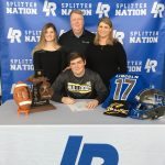 Cooper West Signs with Adrian College!