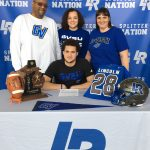Derek Thomason Signs with Grand Valley State University!