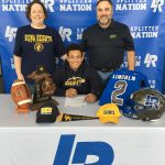 Cam Thompson Signs with Siena Heights University!