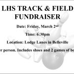 HS Track & Field Bowling Fundraiser!