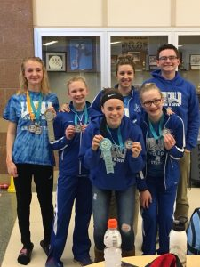 LMS at the MISCA State Meet!