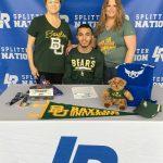 Matt Moorer Signs with Baylor University!