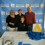 Claire Klima Signs with Allegheny College!
