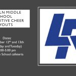 LMS Competitive Cheer Tryout Information