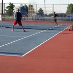 Tennis Blanks Jay County