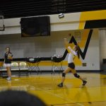 Volleyball Beats Bluffton