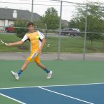 Tennis vs Huntington North