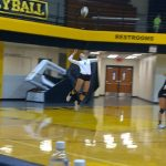 Volleyball vs Heritage