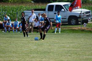 Boys Soccer vs. Blackford