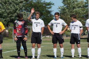 Boys Soccer vs. Wapahani
