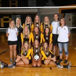 Volleyball Starts Season 2-0