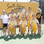 Weekend Tennis Results