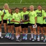 Girls are ACAC Champions