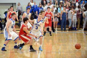 LaVille vs. Knox Boys Basketball