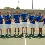Boys Tennis Team Falls to Knox 4-1