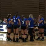 Girls Volleyball Team Falls to New Prairie 3-0
