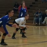 Lancer Volleyball Teams Fall Short to Rochester
