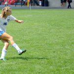 Girls Soccer Team Drops a 5-3 Decision at Elkhart Memorial