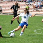 Girls Soccer Team Ties SB Adams 2-2