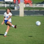 Girls Soccer Team Slips Past Bremen 1-0
