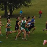 Jr. High Cross Country Competes in John Young Invite