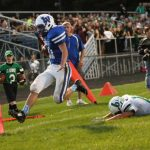 LaVille Beats Bremen 20-19 in a Thrilling Football Homecoming Victory
