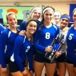 LaVille Varsity Volleyball Finishes Runner-Up at Blackhawk Invitational