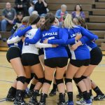 Volleyball Sectional Pairings Announced