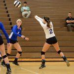Volleyball Teams Fall at Jimtown