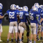 Football Team Turns Lights Out on Lake Station 41-0