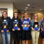 Girls Soccer Award Winners Announced