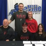 Ryan Bettcher Signs to Play Baseball at The University of Cincinnati