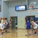 Girls Basketball Team Battles Hard but Falls to Rochester & CGA