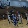 7th Grade Boys Basketball Wins 2 Games at Shoot Out