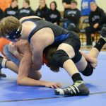 Wrestlers Finish 4th in LaVille Invitational