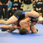 3 LaVille Wrestlers Qualify for Semi-State