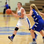Girls Basketball Team Comes Up Short at Glenn
