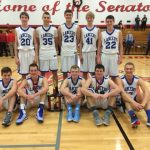 Varsity Boys Basketball Claims Washington Township Tournament Title