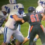 Canyon Ellis named to IFCA Academic All-State Football Team