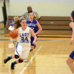 2015 Girls Basketball Sectional #35