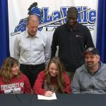 Heather Roeder Signs to Play Soccer at The University of Indianapolis